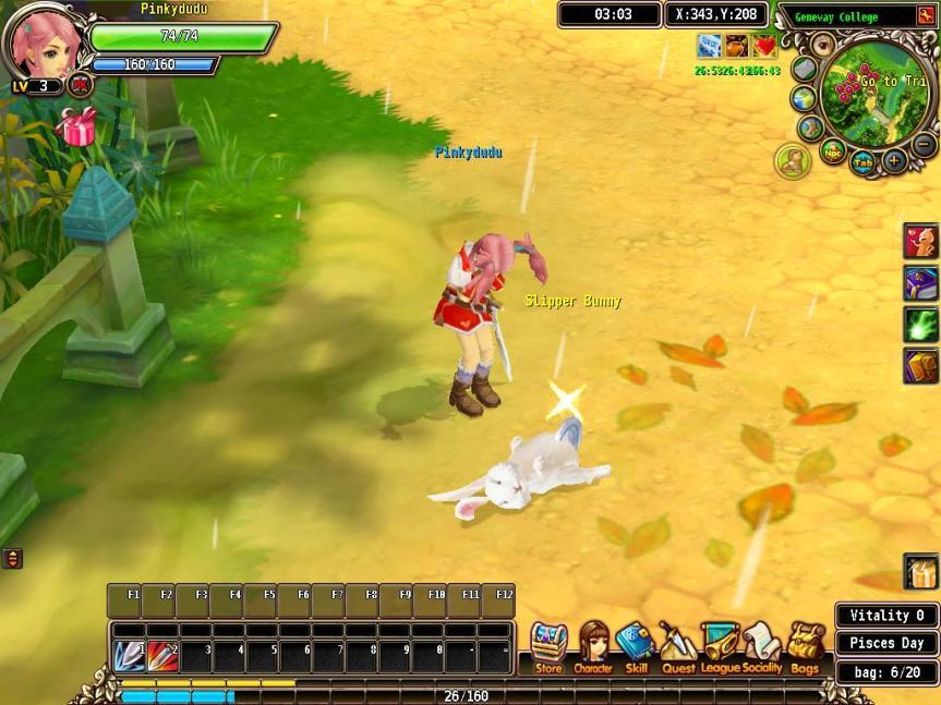 luvinia online bunny